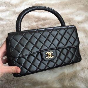f83773194909 CHANEL Bags   Kelly Flap Bag Set Lambskin   Poshmark